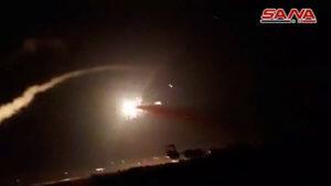 Συρία: 15 νεκροί από τους Ισραηλινούς βομβαρδισμούς