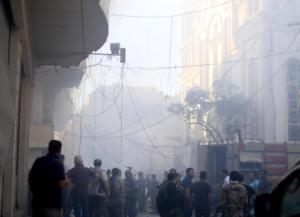 Συρία: Έξι άμαχοι σκοτώθηκαν όταν ρουκέτες έπληξαν το Χαλέπι