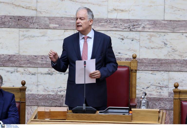 Κώστας Τασούλας: Η πρώτη του ομιλία ως Προέδρου της Βουλής