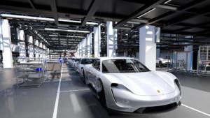 Η Porsche Taycan απειλεί την κυριαρχία της 911
