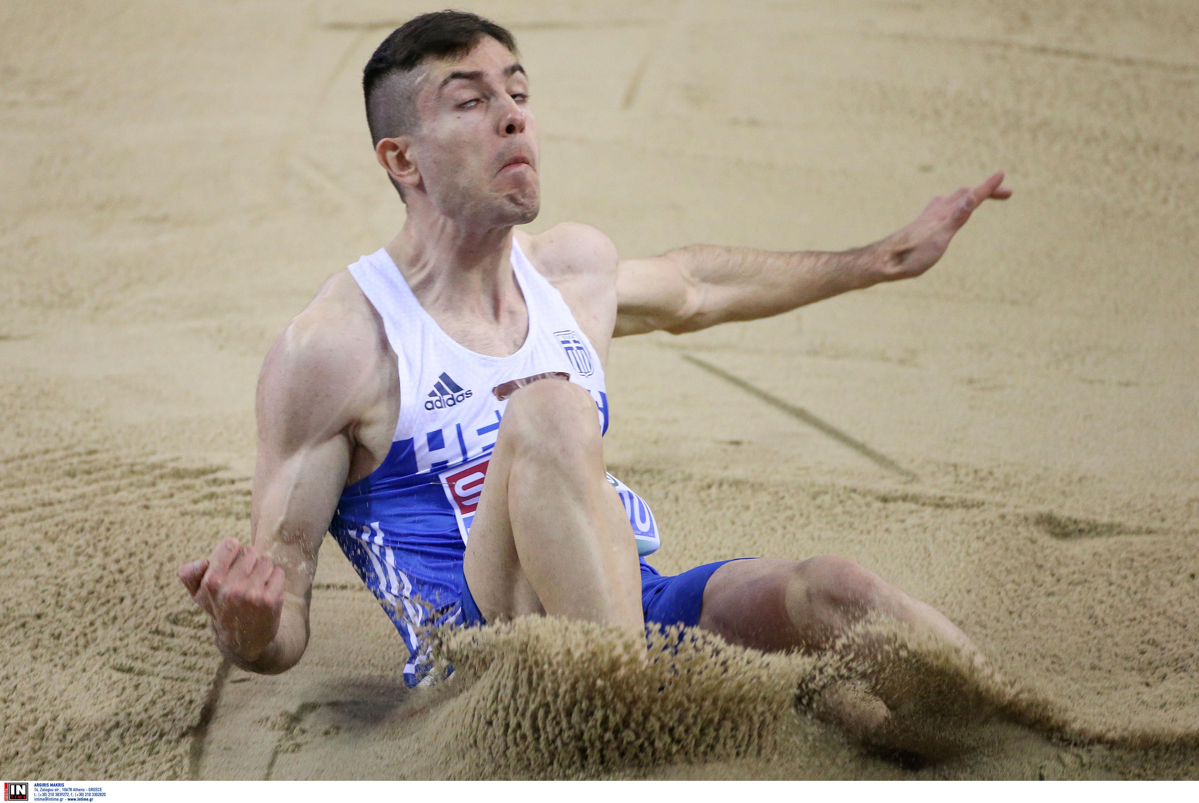 Συγχαρητήρια στον Τεντόγλου από τον νέο υφυπουργό Αθλητισμού!