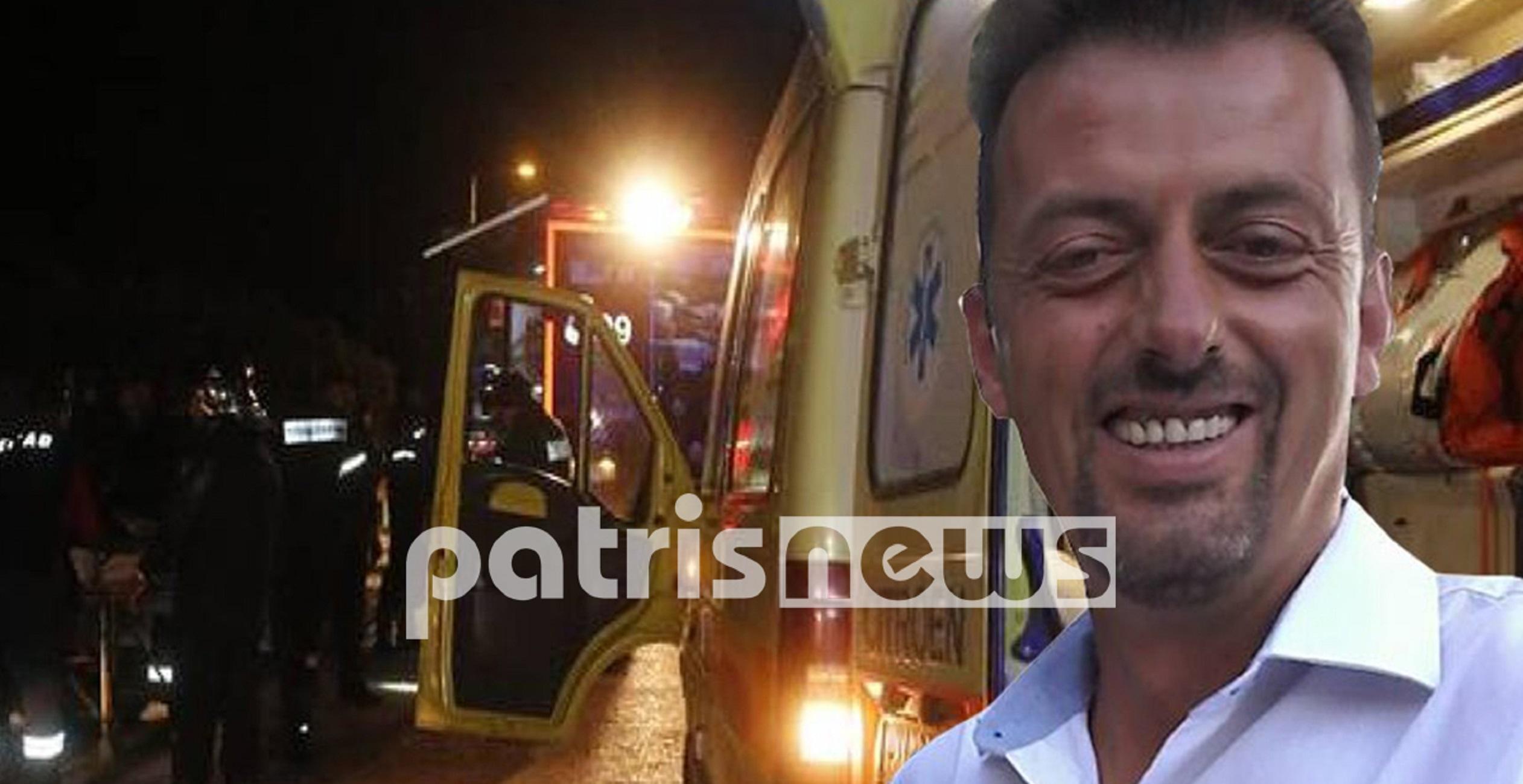 Ηλεία: Τελευταίο νυχτοκάματο για τον Ανδρέα – Σπαραγμός στο τελευταίο αντίο