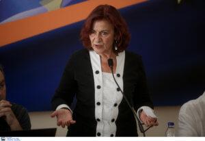 Θεανώ Φωτίου: «Τα μεσαία στρώματα έχασαν το 37% των εισοδημάτων τους μέχρι το 2015»
