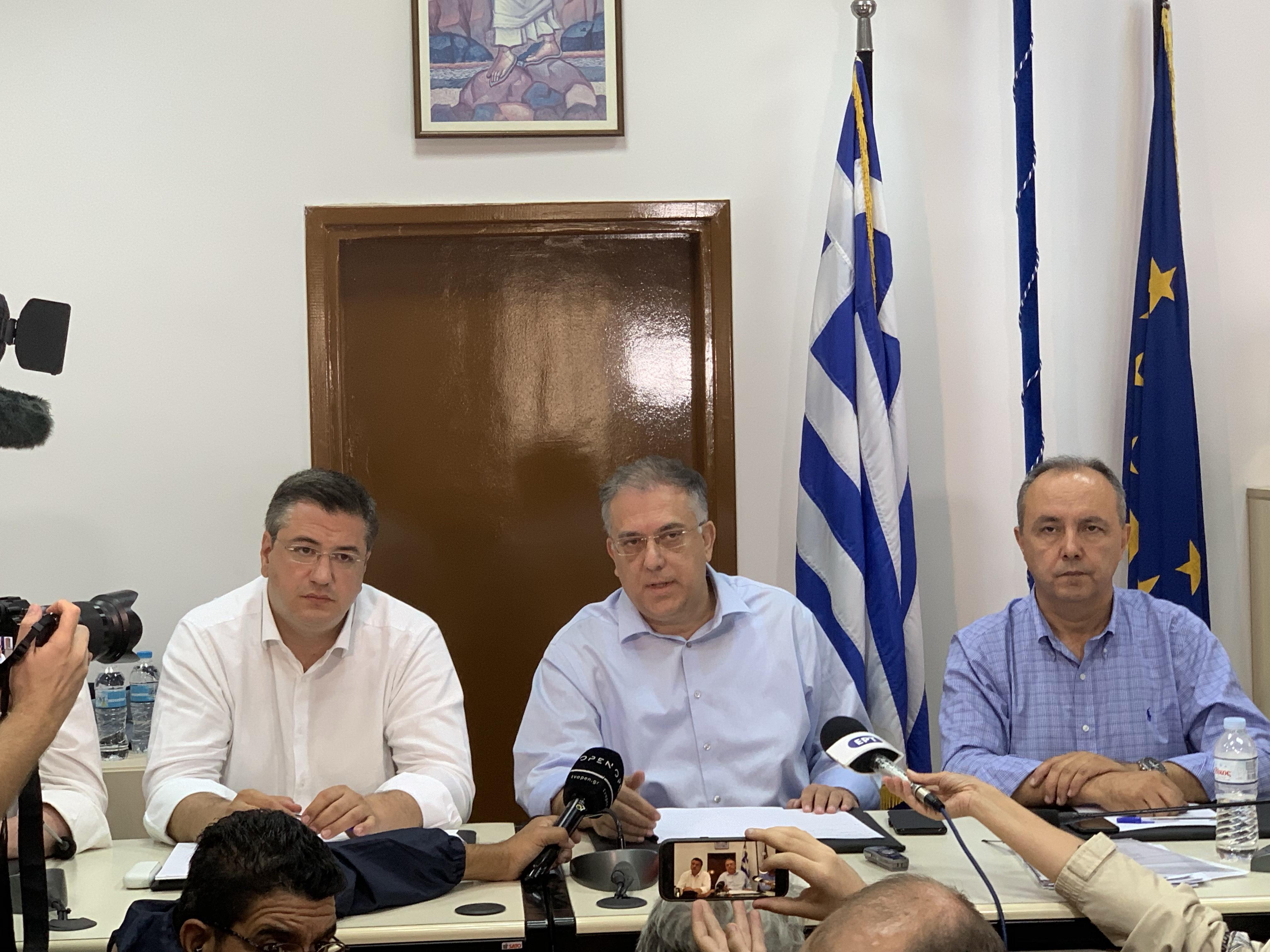 """Χαλκιδική: Η απόφαση του Μητσοτάκη μετά την αποτίμηση της φονικής κακοκαιρίας – Μήνυμα """"με εντολή πρωθυπουργού""""!"""