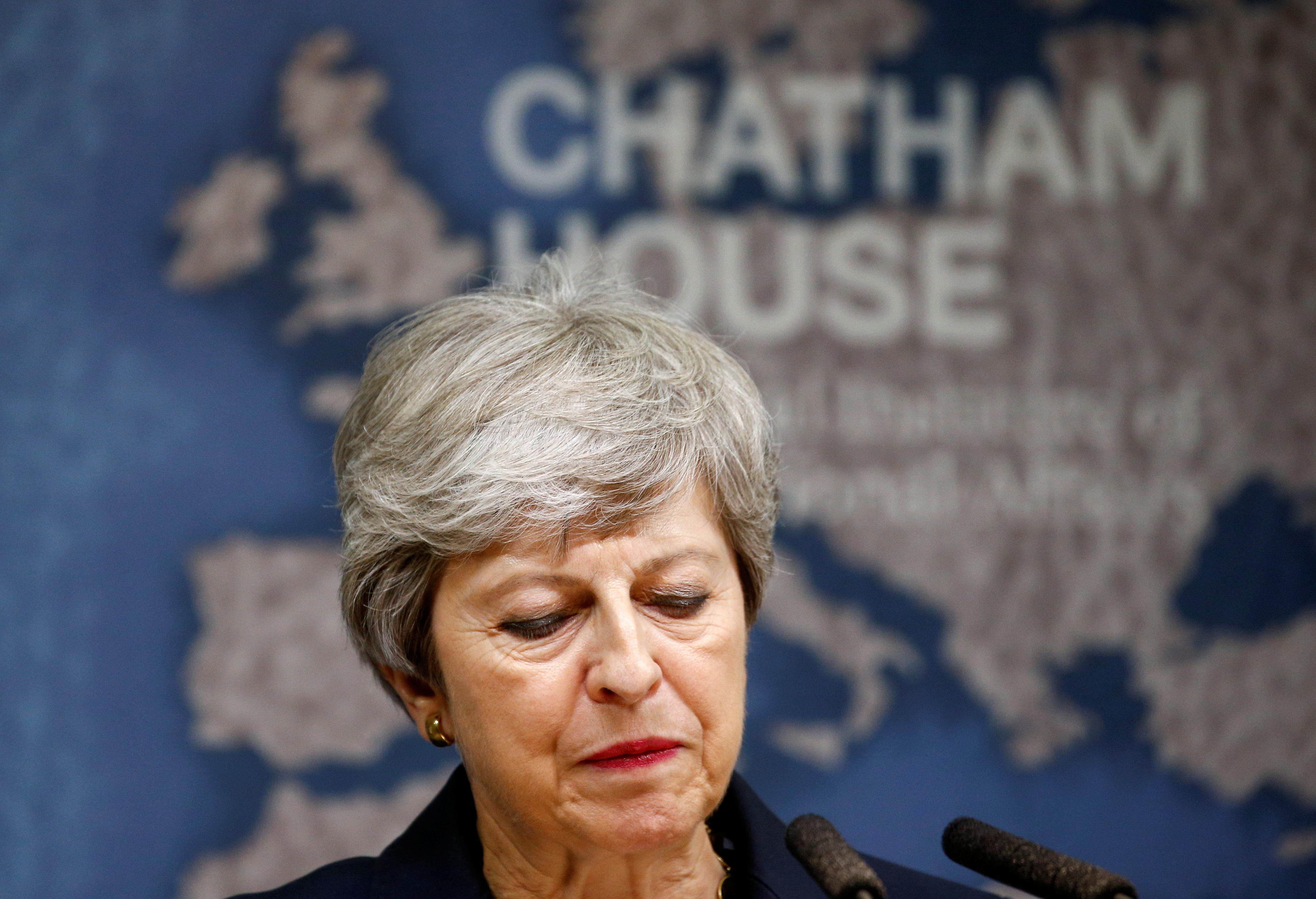 Αποκάλυψη σοκ! Το σχέδιο Brexit της Μέι απορρίφθηκε λόγω σεξισμού