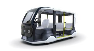 Αυτό είναι το όχημα της Toyota για τους Ολυμπιακούς Αγώνες του Τόκιο