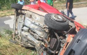 Φλώρινα: Αυτοκίνητο συγκρούστηκε με τρένο – Ένας τραυματίας [pics]