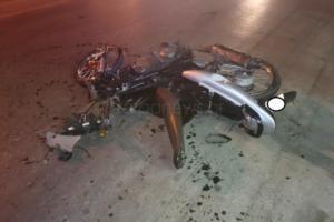 Χανιά: Νεκρός ο οδηγός μηχανής που παρέσυρε πεζό – Σοκάρει ο αριθμός των φετινών θυμάτων της ασφάλτου [pics]