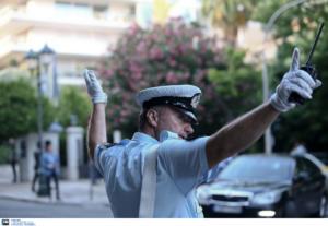 Αγία Παρασκευή: Κυκλοφοριακές ρυθμίσεις σε κεντρικούς δρόμους