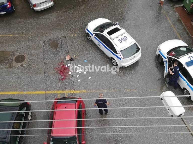 Θεσσαλονίκη: Τα ρίχνει στο θύμα ο 53χρονος με το τσεκούρι – «Με ζήλευε παθολογικά»!