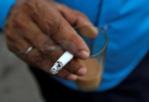 Φρίκη: Είδε τη φωτογραφία της νεκρής γυναίκας του σε πακέτο τσιγάρα!