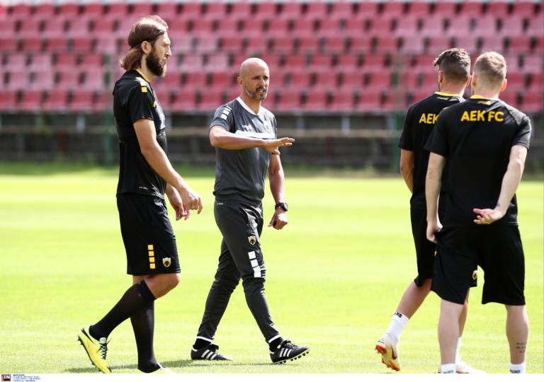 AEK: Προβλήματα για Καρντόσο στην προετοιμασία!