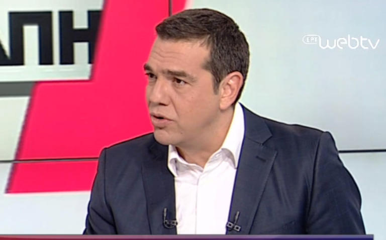 Εκλογές 2019 – Τσίπρας: Ο Μητσοτάκης δεν έχει ζητήσει συγγνώμη για την απάτη στο «Μακεδονικό»