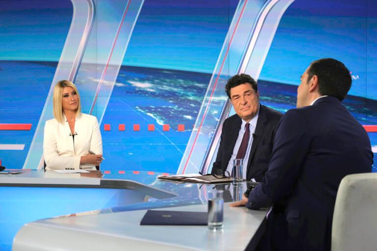ΝΔ και ΚΙΝΑΛ… συμφωνούν για τη συνέντευξη Τσίπρα στον ΣΚΑΙ: Αμετανόητος