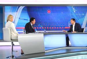 Η θυελλώδης συνέντευξη Τσίπρα στον ΣΚΑΙ: Ο εκνευρισμός, οι σπόντες και οι συγκρούσεις! Όλα όσα ειπώθηκαν