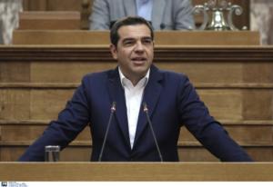 Τσίπρας: Η ΝΔ θα αναιρέσει τα θετικά μέτρα που πήραμε [video, pics]