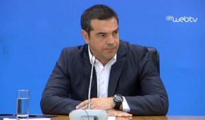 Εκλογές 2019 – Τσίπρας: Καταβεβλημένος στο Ζάππειο – «Να αποδειχθεί πρόσκαιρη η ήττα μας» – Video