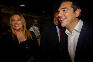Καλοβλέπει… ΚΙΝΑΛ αλλά δεν θέλει ΠΑΣΟΚofication ο ΣΥΡΙΖΑ