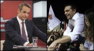 """Εκλογές 2019: """"Καρφάρες"""" στο… ιδιότυπο debate Τσίπρα – Μητσοτάκη! video"""