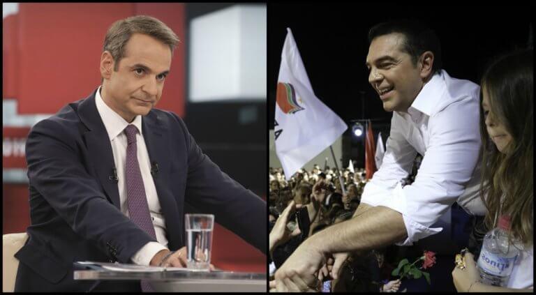 Εκλογές 2019: «Καρφάρες» στο… ιδιότυπο debate Τσίπρα – Μητσοτάκη! video