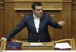 Τσίπρας: «Στα κλεφτά φέρνουν μνημονιακές τροπολογίες, μετά τα μνημόνια»