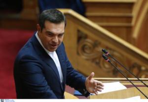 Βουλή Live – Τσίπρας: Εγώ δεν θα ζητήσω εκλογές σε πέντε μήνες