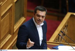 Τσίπρας: Εγώ δεν θα ζητήσω εκλογές σε πέντε μήνες