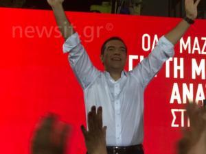 Εκλογές 2019: Επιθετικός ο Αλέξης Τσίπρας στην κεντρική συγκέντρωση στο Σύνταγμα!