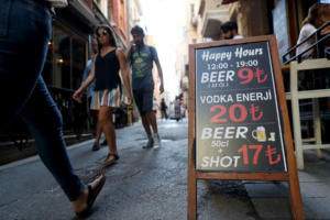 Σοκ στην Τουρκία: 23 θάνατοι σε έναν μήνα από δηλητηρίαση από αλκοόλ