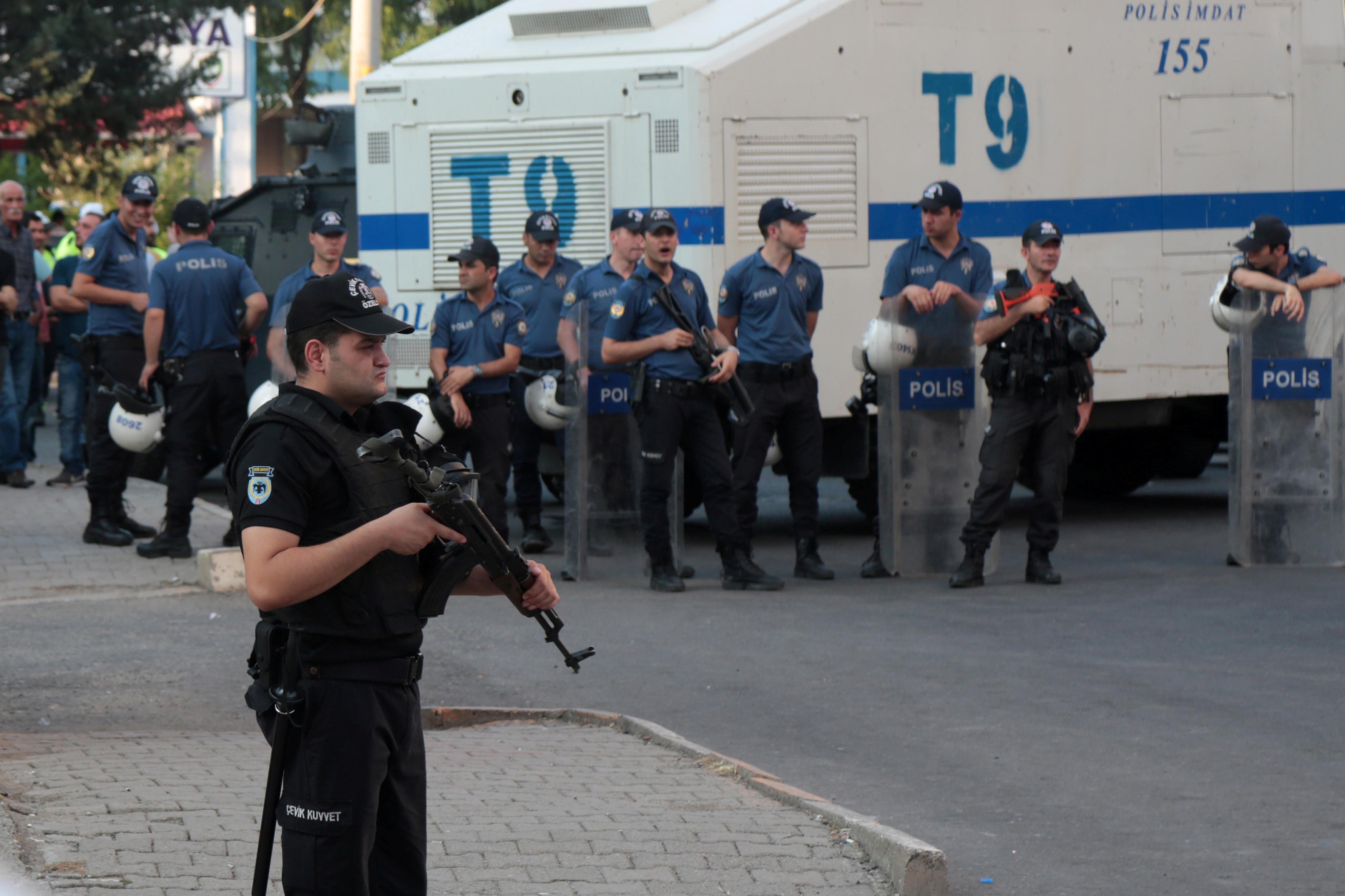 Ασταμάτητος ο Ερντογάν! Συνέλαβε άλλους 176 στρατιωτικούς για διασυνδέσεις με το δίκτυο Γκιουλέν