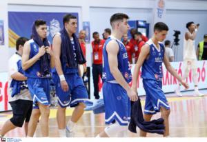 Εθνική Ελλάδας: «Βαριά» ήττα από τη Γαλλία και στο U18!  – video