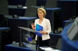 Κομισιόν: LIVE η ψηφοφορία στο Ευρωκοινοβούλιο για την νέα πρόεδρο