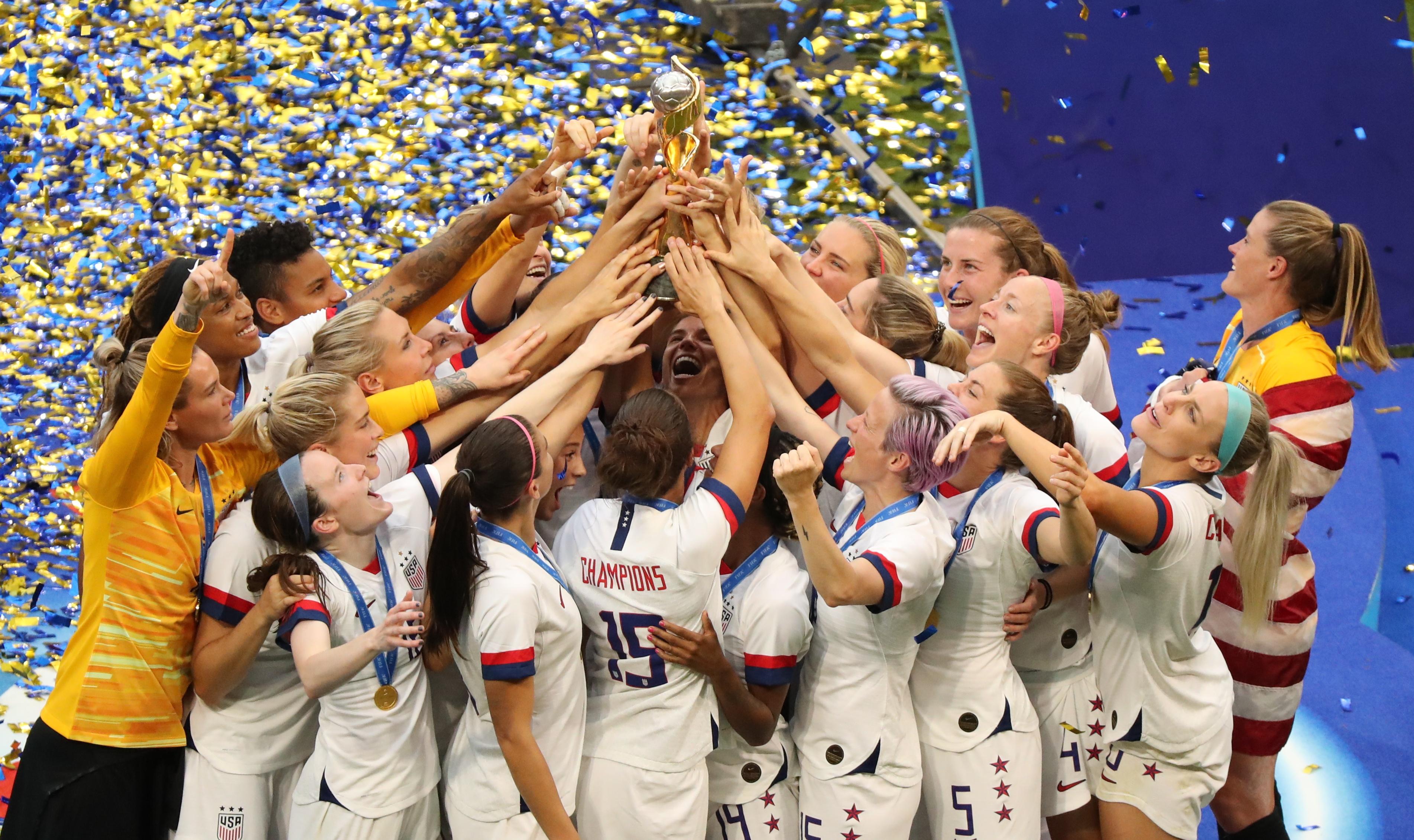 ΗΠΑ – Ολλανδία: Παγκόσμιες πρωταθλήτριες οι Αμερικανίδες! – video