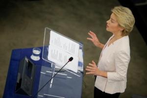 Κομισιόν: Ανοίγματα φον ντερ Λάιεν για να… πείσει το Ευρωκοινοβούλιο