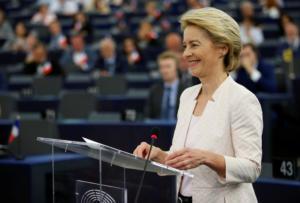 Φον ντερ Λάιεν: Θέλουμε νέα συμφωνία για την μετανάστευση και το άσυλο