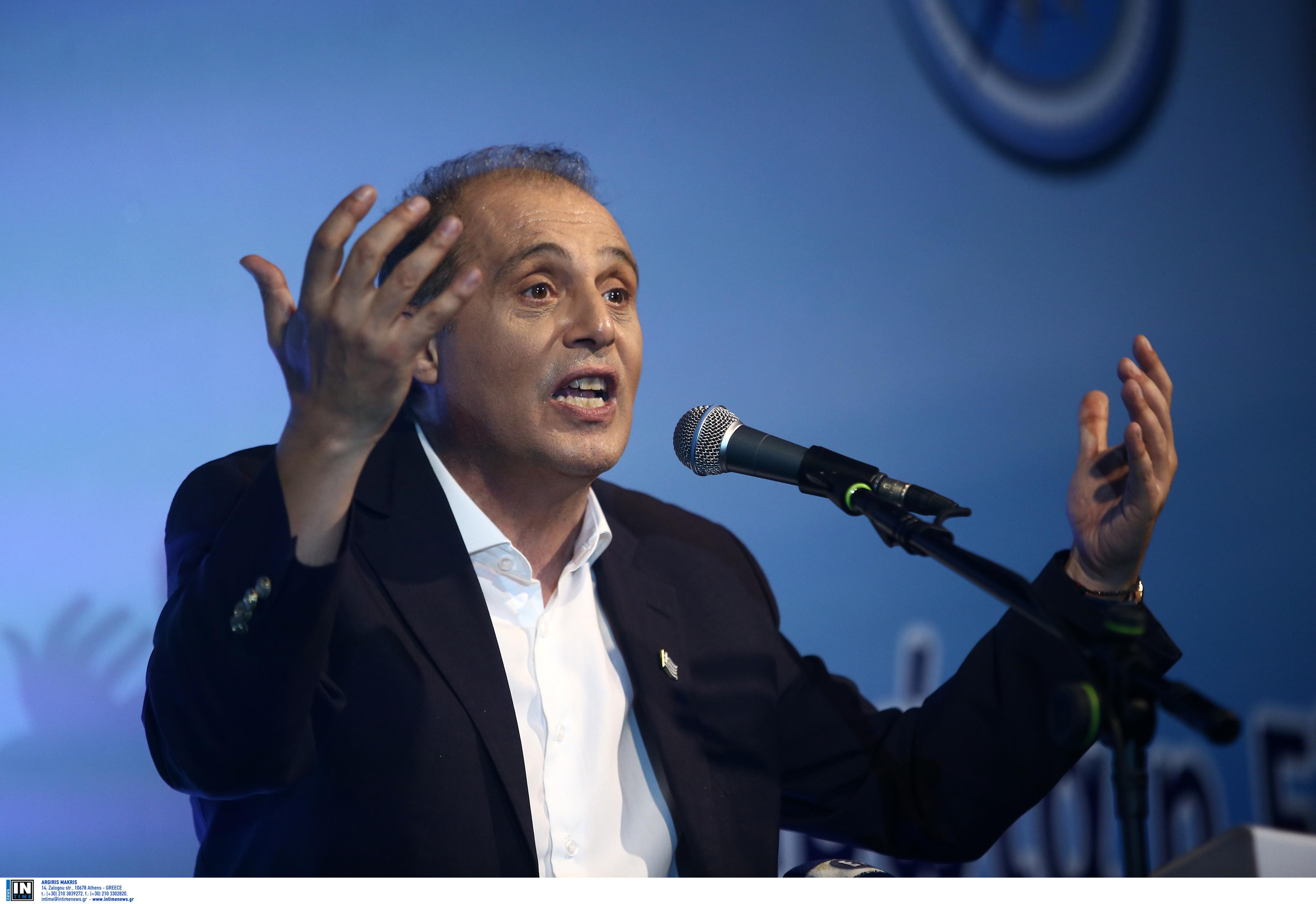 Ελληνική Λύση: Την έδρα στη Λάρισα κρατάει ο Κυριάκος Βελόπουλος
