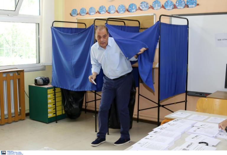 Εκλογές 2019: Έτσι ψήφισε ο Κυριάκος Βελόπουλος – «Να δώσουμε τη λύση και να είναι ελληνική» – video