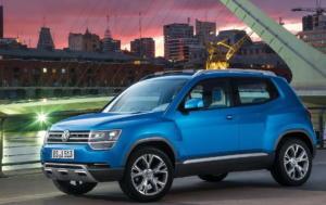 Volkswagen: Ετοιμάζει αστικό crossover με σπορ look