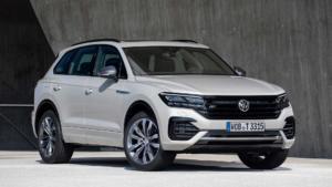 Volkswagen: Επετειακή έκδοση για τα 1 εκατ. Touareg!