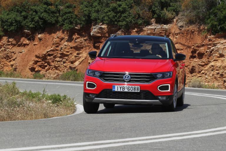 Δοκιμάζουμε το νέο Volkswagen T-Roc 1.6 TDI [pics]