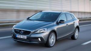 H Volvo σταματά την παραγωγή του V40