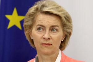 """Φον ντερ Λάιεν στην Κομισιόν και… κρίση στην Γερμανία – """"Επίθεση"""" από το SPD"""