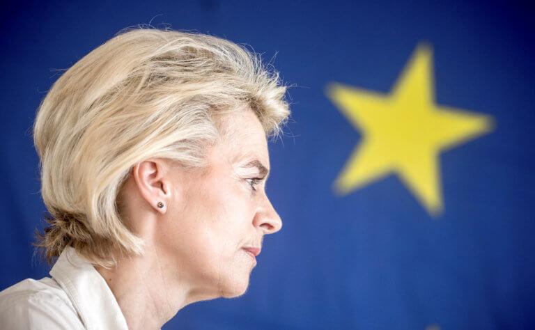 «Πρώτη» για την Ούρσουλα φον ντερ Λάιεν στο Ευρωκοινοβούλιο εν μέσω πυρών