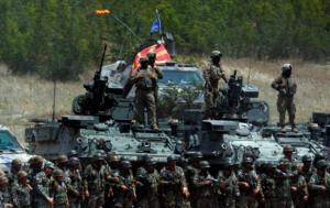 Βόρεια Μακεδονία: Αλλάζει ονομασία ο στρατός κατ' εφαρμογή της Συμφωνίας των Πρεσπών