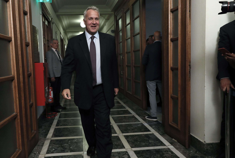 """Βορίδης: 378.500 στρέμματα """"σάρωσε"""" η κακοκαιρία στην Βόρεια Ελλάδα"""