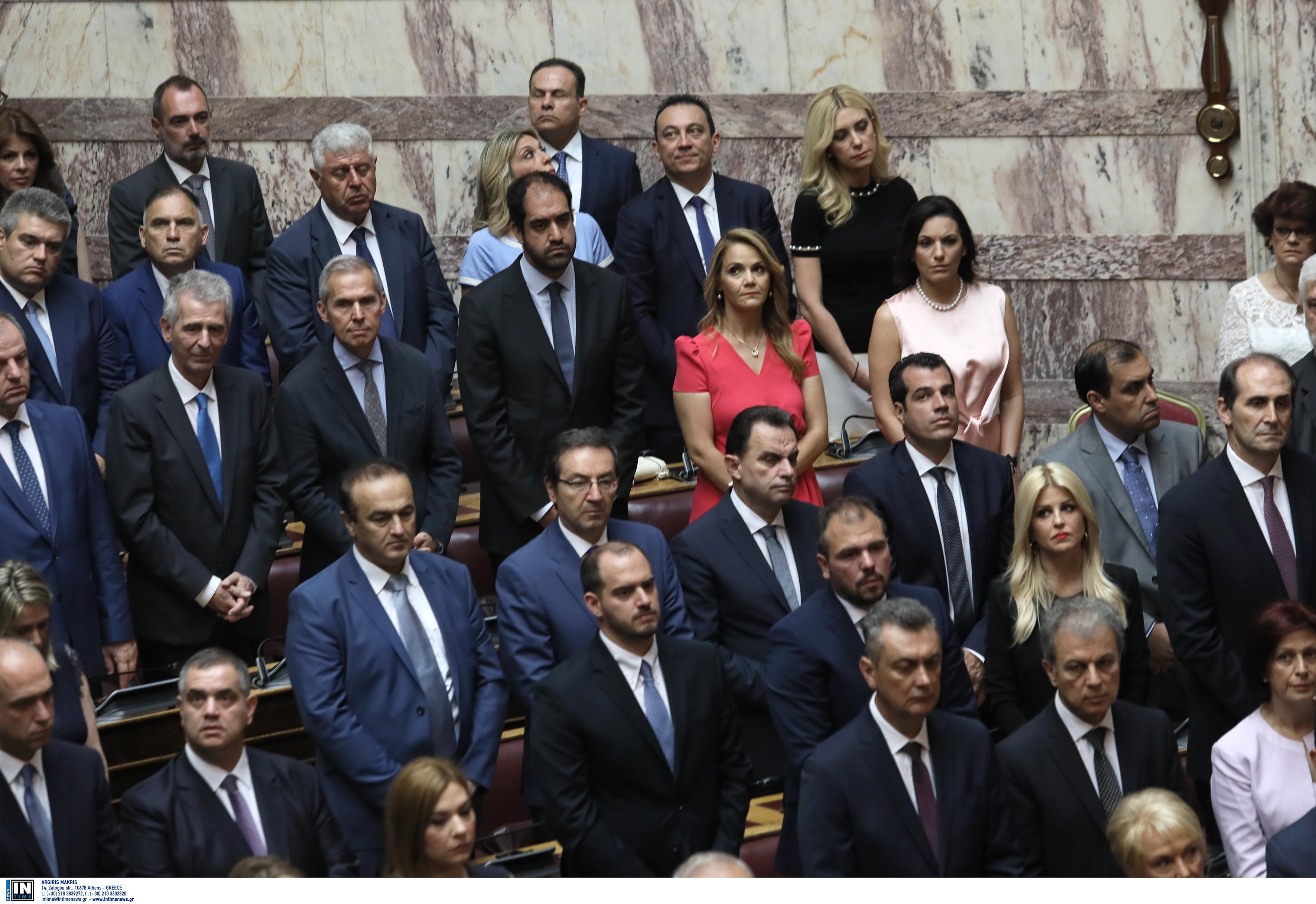 «Λίφτινγκ» για τη Νέα Δημοκρατία στη Βουλή! Νέα πρόσωπα το 40% των βουλευτών της