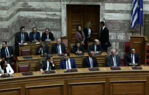 Βουλή: Όλα έτοιμα για τις προγραμματικές δηλώσεις – Πότε θα ολοκληρωθεί με ψήφο εμπιστοσύνης