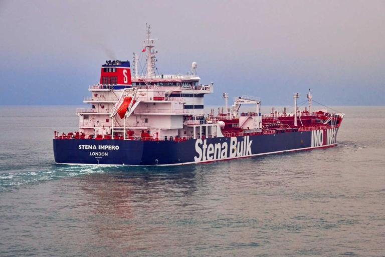 Ιράν: Δόθηκε στη δημοσιότητα βίντεο με το δεξαμενόπλοιο Stena Impero