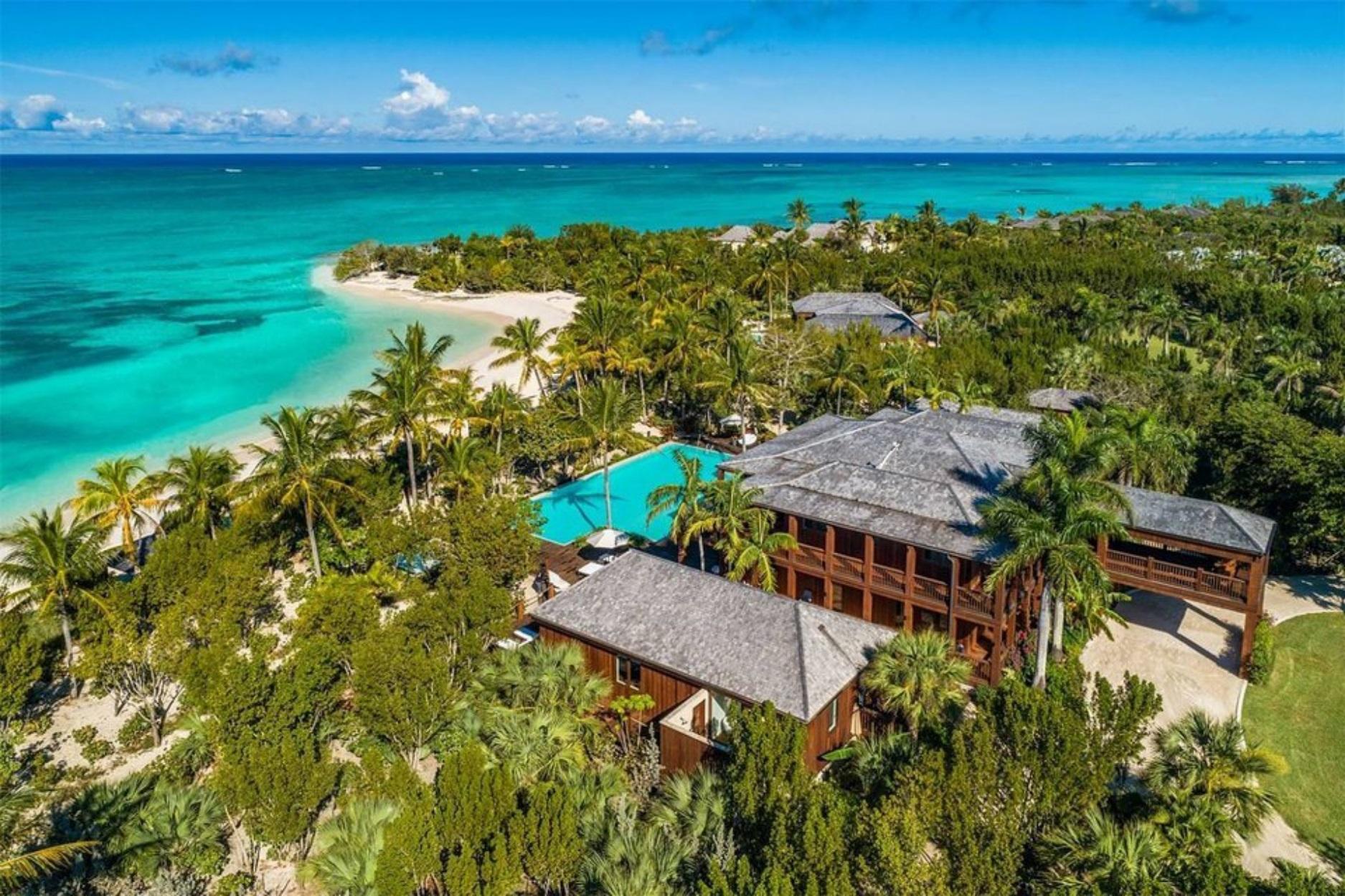 Δείτε το απίστευτο σπίτι των 33 εκ. δολαρίων του Μπρους Γουίλις στην Καραιβική
