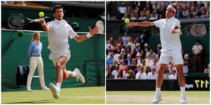 Τελικός Wimbledon: Απίστευτη ματσάρα με θριαμβευτή τον Τζόκοβιτς